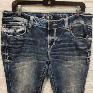 Buckle Black Jeans Fit no. 129